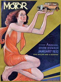 Motor Magazine - 1932