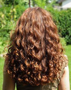 Long Natural Curls, Wavy Curls, Long Wavy Hair, Wavy Perm, Curls Hair, Perms For Long Hair, Perm Curls, Big Curls, Haircuts For Long Hair