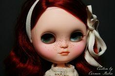Adopted- Cecilia!! Custom Icy Doll. | Carmen Rubio on Flickr - Photo Sharing!