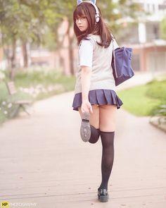 Long time i didnt post something  im very bussy sr guy #vietnamesegirl #vietnamese #seifuku #schoolgirl #glasses #uniform #asian #asiangirl #cute #kawaii #kouhai