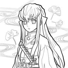 鬼滅の刃 塗り絵 公式 無料 - Yahoo!検索(画像) Anime Demon, Manga Anime, Coloring Books, Coloring Pages, Beyblade Characters, Slayer Anime, Anime Sketch, Boy Art, Pyrography