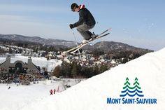 Ski Mont St sauveur