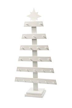 Adventskalender Ständer DIY für 24 Beutel