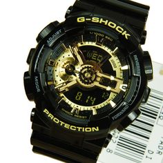 Chronograph-Divers.com - Casio G-shock Watch GA-110GB-1ADR, $165.00 (http://www.chronograph-divers.com/casio-ga-110gb-1adr/)