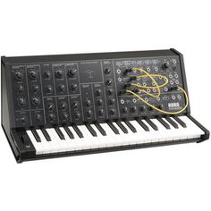 Korg MS-20 Mini Monophonic Analog Synthesizer at Gear4music.com