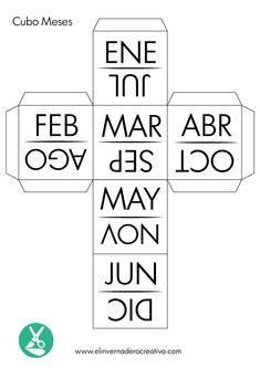 Año nuevo, calendario nuevo. Pero en esta ocasión vamos a hacer el calendario más original de la oficina, un calendario de cubos que puedes personalizar con los colores que más te guste. En este post te he preparado unas plantillas gratuitas en varios tamaños para hacer tu calendario de cubos. Sólo necesitas imprimir las imágenes en tamaño A4, …