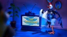 Stoopid Buddy Stoodios - Robot Chicken