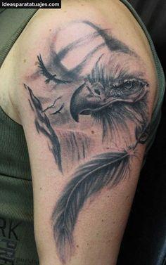 tatuajes-de-aguilas-14.jpg (438×700)