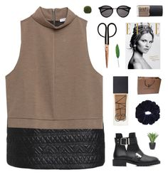 """""""Florida"""" by xxpai ❤ liked on Polyvore featuring Zara, Holly's House, NARS Cosmetics, Magdalena, Louis Vuitton, Lux-Art Silks, Yves Saint Laurent, Pomax, Laura Cole and women's clothing"""