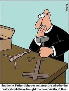 #IKEA #Jesus