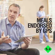 5.4 meals are endorsed by GPs! The low carb plan is recommended for pre-diabetics. FivePointFour is a community of lifestyle driven, health-conscious individuals.  From busy young professionals, working parents to fitness fanatics - we cater for people who want to eat healthy and achieve their ideal health and fitness. Please check us out, we would love to show you how we can help and support you. www.fivepointfour.com.au