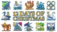 Share Tweet Pin Mail   Fun fact about the 12 days of Christmas: Contrary to popular belief, the 12 days of Christmas is actually ...