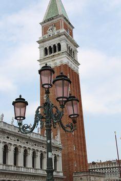 Campanile St Mark's Square
