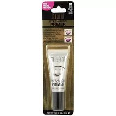Milani Eyeshadow Primer, 01 Nude, 0.3 fl oz - Walmart - $6