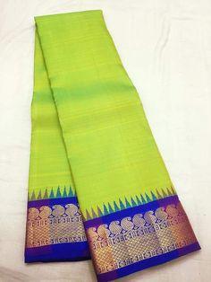 Kanchipuram silk sarees ,pl contact us at for more collections and details Kanchi Organza Sarees, Silk Cotton Sarees, Pure Silk Sarees, Kanjivaram Sarees, Kanchipuram Saree Wedding, Bridal Sarees, Indian Beauty Saree, Indian Sarees, Kota Sarees
