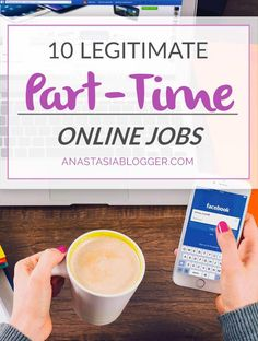 Find legitimate companies offering part-time online jobs to work from home - from data entry jobs, transcribers to virtual assistants. Get a job today!