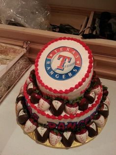 Wedding Cake on Pinterest | Groom Cake, Texas and Wedding cakes
