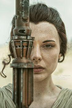 'I'm no one' [Rey Star Wars VII] by Blossom-of-Faelivrin on DeviantArt