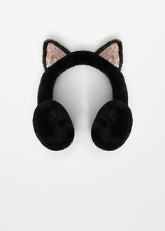 Discover the latest trends in Mango fashion, footwear and accessories. Shop the best outfits for this season at our online store. Kawaii Accessories, Winter Accessories, Jewelry Accessories, Fashion Accessories, Girls Fashion Clothes, Teen Fashion Outfits, Cat Headphones, Unicorn Room Decor, Mode Kawaii