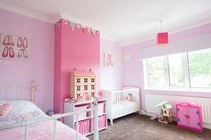 Pretty girl's room!