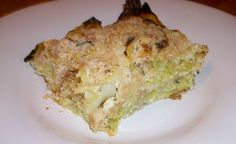 Off My Plate: Saint Joseph's Day: Part II Baccala and Cabbage Casserole
