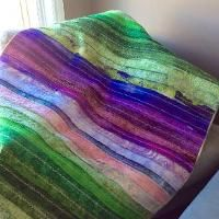 Looking for quilting project inspiration? Check out My Jelly Roll Quilt by member Klmpayne. Jellyroll Quilts, Quilting Projects, Gingham, Quilt Patterns, Colours, Breads, Deck, Europe, Inspiration