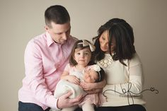 Family of 4 Newborn Session | Family Newborn Pose | Sibling with Newborn | Newborn Sibling Photo ideas | Sibling newborn photography | CT Newborn Photographer Elizabeth Frederick Photography www.elizabethfrederickphotography.com
