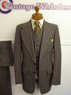Classic & Vintage Mens Clothing Blog: Vintage Wedding Suits for Men
