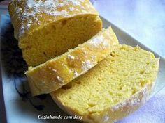 7º World Bread Day - Pão de Cenoura - Cozinhando com Josy, claro da querida Josy!