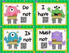 Great QR code ideas on this blog!