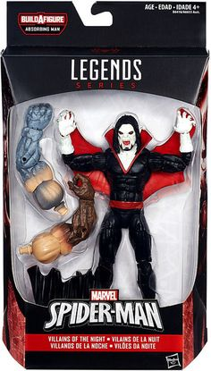 Image result for marvel legends spider man