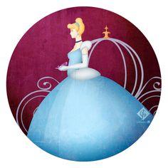 Cinderella by Jhulian G [©2013]