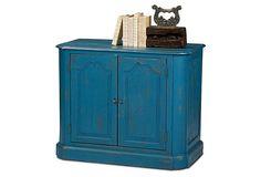 Glenn Cabinet on OneKingsLane.com Toy storage/ guest room linens storage