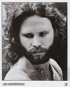 Rare Jim Morrison | The Doors – Jim Morrison – Signed Business Card From Toronto Rock ...