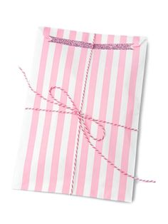 Easter gift wrap with liberty stickers and glassine envelopes pink striped paper bags negle Choice Image