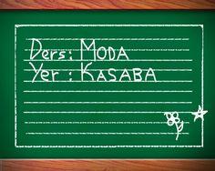 sömestir tatili bitiyor olsa da, KASABA'da dersimiz her zaman moda!..   #simdimodaKASABA