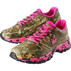 Legendary Whitetails Womens Mamba Ultra Cross Realtree Trail Shoe -- Details can be found by clicking on the image.