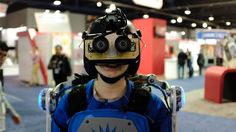 I aged 40 years in 15 minutes by wearing this exoskeleton | The Verge