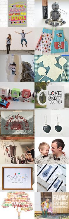 ★ Family Ties ★ by kelly spider on Etsy--Pinned with TreasuryPin.com