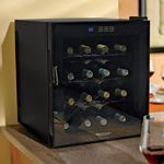 Wine Enthusiast 16-bottle Touchscreen Wine Refrigerator ~christmas gift for hubby