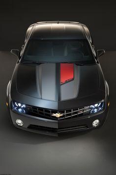 2012 #Chevy #Camaro anniversary edition