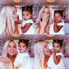 These Moments @khloekardashian Kim Kardashian And North, Koko Kardashian, Kardashian Jenner, Jenner Kids, Khloe K, Kendall And Kylie Jenner, Beautiful Babies, Role Models, My Girl