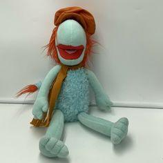 "Muppets Jim Henson Fraggle Rock Boober Plush Soft Toy Stuffed Animal 16"" #ToyFactory"