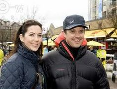 Vancouver 2010 Winter Olympics  The Crown Prince Couple travelled to British Columbia for the 2010 Olympics. In 2009, Prince Frederick was elected to the International Olympic Committee as a Member of the Sports for all Commission so he was at the Games in an official capacity.  Love this photo of Mary and Frederik taking a walk in Whistler Village: