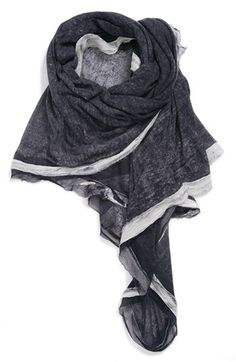 La Fiorentina Silk & Cashmere Wrap available at #Nordstrom