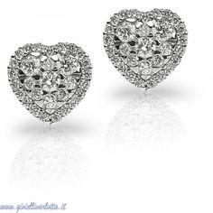 comete gioielli fenice orecchini cuore con diamanti ORB 754 Online Jewelry Store http://www.gioiellivarlotta.it/product.php?id_product=1735