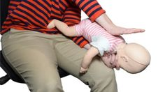 treatment for a choking baby