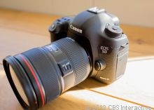 The long wait ends: Canon 5D Mark III (hands on)