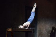 Denys Cherevychko in Le jeune homme et la mort - 10 marzo 2015 - Stagione 2014-15 Foto © Pietro Paolini / Terraproject / contrasto