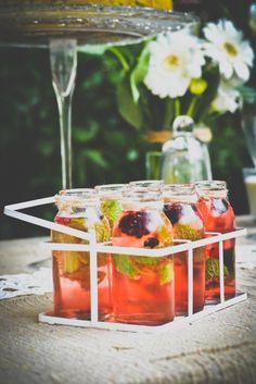 {Cocktail Mariage} La recette du Mojito fruits rouges, cocktail, wedding, mojito, vin d'honneur